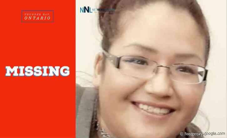 June 13, 2021 – Thunder Bay Police Seek Missing Woman