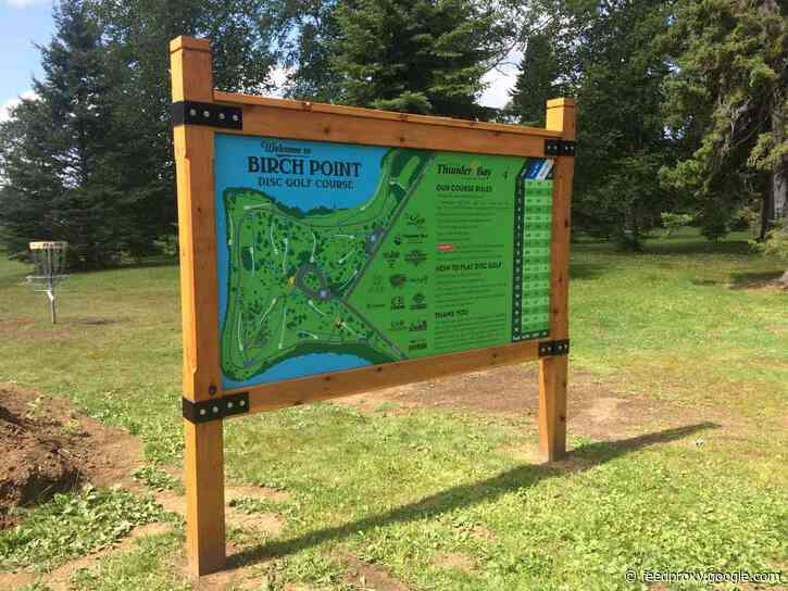 Northern Ontario Disc Golf Championship is planned for July 31 and August 1