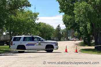 Sask. RCMP officer on-duty dies during traffic stop - Stettler Independent