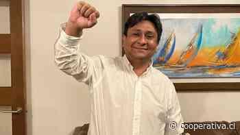 Ricardo Díaz arrasó en el balotaje y será el primer gobernador de la Región de Antofagasta
