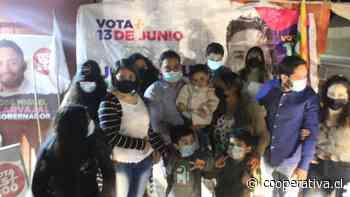 En su natal Huara celebró José Miguel Carvajal, gobernador electo de Tarapacá