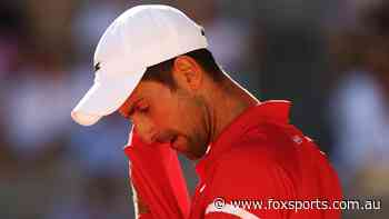 There's one title Novak Djokovic will never have — and he's only got himself to blame - Fox Sports