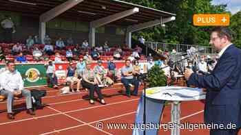 Bundestagswahl: CSU nominiert Stephan Stracke - Augsburger Allgemeine