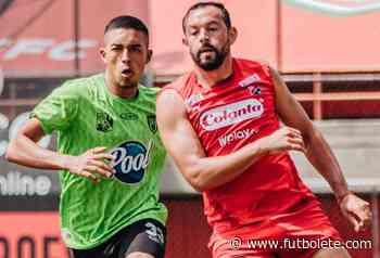 El equipo alterno del DIM decepcionó frente a Envigado FC - Futbolete