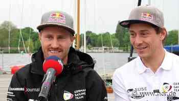 Segeln: Erik Heil und Thomas Plößel nehmen Kurs auf Tokio - NDR.de