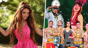 Explosión de Iquitos: Melody visitará Perú y se encontrará con la agrupación - LaRepública.pe