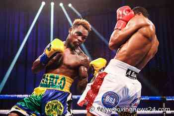 Update: Jermell Charlo vs. Brian Castano at AT&T Center in San Antonio, TX on July 17th