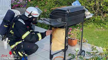 D: Gasflasche eines Grills brannte in Herdecke - Fireworld.at