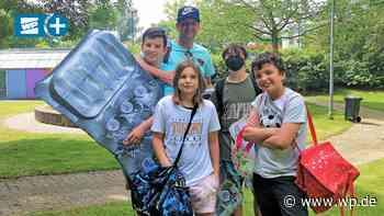 Freibadstart in Herdecke lockt 250 Wasserratten an - Westfalenpost