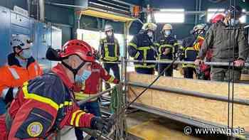 Feuerwehr Herdecke am Koepchenwerk im Einsatz - Westfalenpost