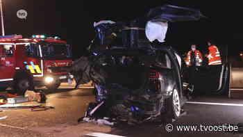 Zeven gewonden bij zwaar ongeval op E17 in Kruibeke - TV Oost