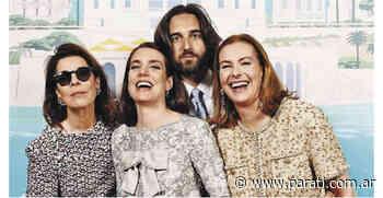 Carolina de Mónaco y Carole Bouquet, unidas por sus hijos y por mucho más - Para Ti