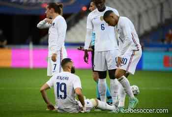 Benzema, listo para Alemania: 'Estoy muy bien, sin dolores, al 100%' - BeSoccer