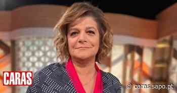 Caras   Júlia Pinheiro mostra-se a tomar a primeira dose da vacina contra a Covid-19 - Caras