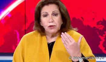 """Lourdes Flores Nano: """"En todas las mesas impugnadas hay una distorsión estadística"""" - Panamericana Televisión"""
