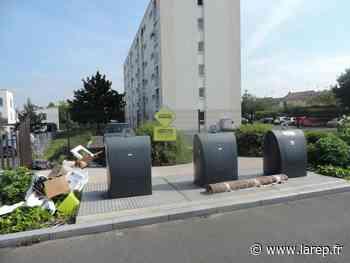 Des déchets rue des Grazons - La République du Centre