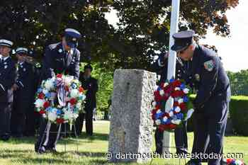 Parade, ceremony honors firefighters past and present - Dartmouth Week