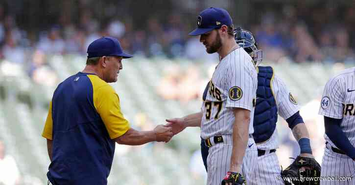Brewers break out brooms and sweep away Pirates, 5-2