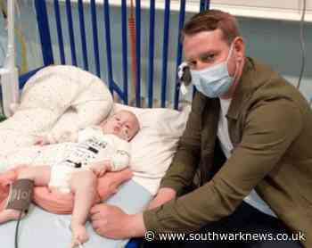 Baby gets potentially life-saving new gene therapy at Evelina London - Southwark News