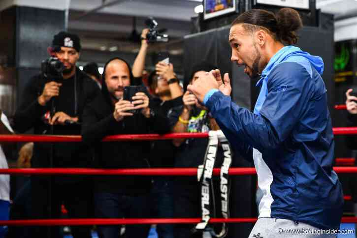 Keith Thurman Explains Why He Originally Wasn't Interested In Facing Errol Spence Jr.