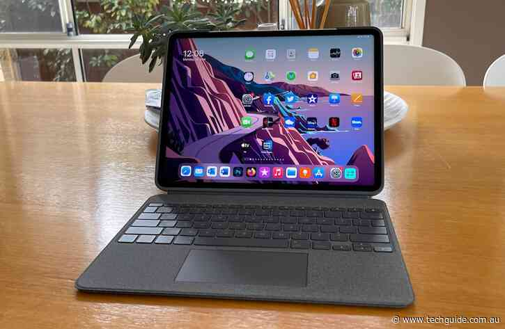 Logitech Combo Touch is the ideal accessory for the new iPad Pro