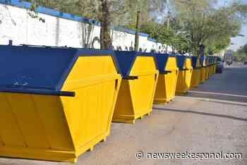 Adquieren más contenedores de basura en Jesús María - Noticias