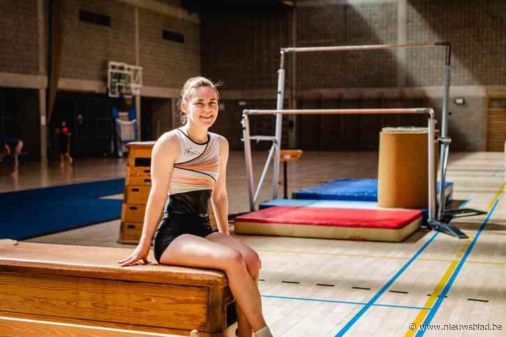 Edegemse gymnaste wil België trots maken op Special Olympics Wereldspelen