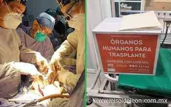 Donan órganos de joven de Valle de Santiago para salvar más vidas - El Sol de León