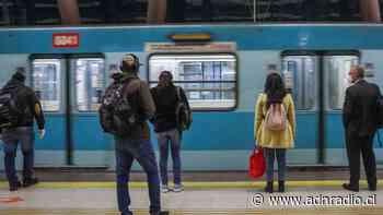 Cerraron estación Departamental de la L2 de Metro de Santiago por procedimiento policial en el exterior - ADN Chile