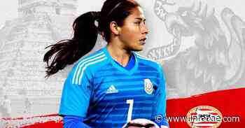 Cecilia Santiago fue confirmada como la nueva portera de Tigres Femenil - infobae