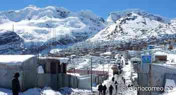 Joven minero desaparece en La Rinconada - Diario Correo