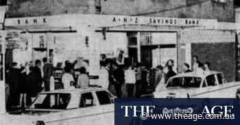 From the Archives, 1971: Bullets fly in $84,000 bank robbery