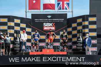Superbike 2021   Misano Adriatico - Motoblog - Motoblog