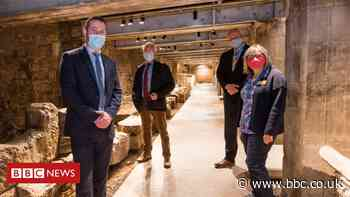 Unseen Roman baths set to be unveiled in autumn