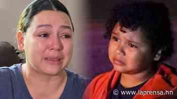 'Supe que estaba en la frontera por las noticias': Madre hondureña se reencuentra con su hija - La Prensa de Honduras