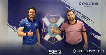 """Alex Corredera: """"Desde que supe el interés del CD Tenerife intenté seguir dando todo"""" - Cadena SER"""