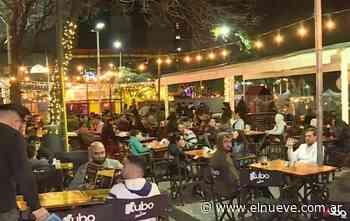 Bares de Palermo repletos: ¿Se cumplen los protocolos? - Fuego Amigo (Clips), Noticias - telenueve