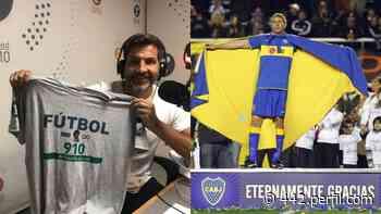 """La polémica sentencia de Toti Pasman: """"Palermo en Boca es más grande que Riquelme"""" - 442"""