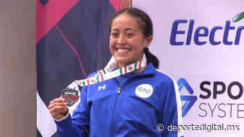 Arián Chía se cuelga la plata nacional en 3 mil metros con obstáculos - Deporte Digital MX