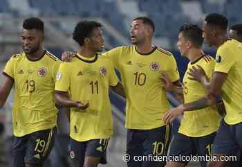 Jugada de laboratorio le dio la victoria a Colombia en el debut de Copa América - Confidencial Colombia
