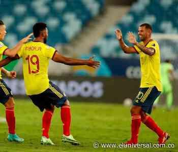 Así fue la victoria de Colombia ante Ecuador - El Universal - Colombia