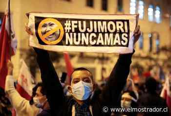 Perú sigue en suspenso con socialista Castillo ad portas de la victoria electoral - El Mostrador