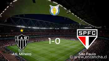 Atl. Mineiro consigue la victoria en casa frente a São Paulo (1-0) - EnCancha.cl