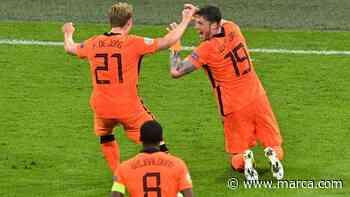 Holanda se lleva la victoria ante Ucrania tras un partidazo en Amsterdam - Marca Claro México