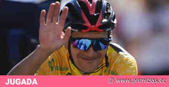 Las mejores postales de la victoria de Richard Carapaz en el Tour de Suiza - Primicias
