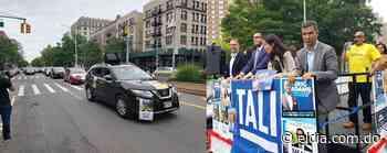 """Candidatos dominicanos efectúan en Alto Manhattan """"Caravana de la Victoria"""" - El Dia.com.do"""