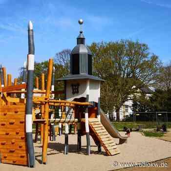Neuer Spielplatz am Haus Voerde wird heute eröffnet - Radio K.W.