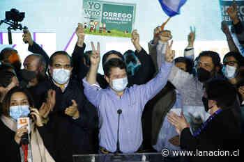 """Orrego celebra su triunfo en la RM: """"Asumimos la victoria con humildad y responsabilidad"""" - La Nación (Chile)"""