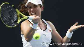 Konta wins fourth WTA title in Nottingham - The Advocate