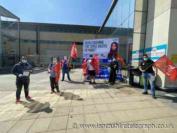 NHS: Scientists set for further strikes at Royal Blackburn and Burnley General hospitals